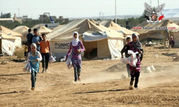 أعمال شغب في مخيم الزعتري والسلطات الأردنية تلاحق المعتدين
