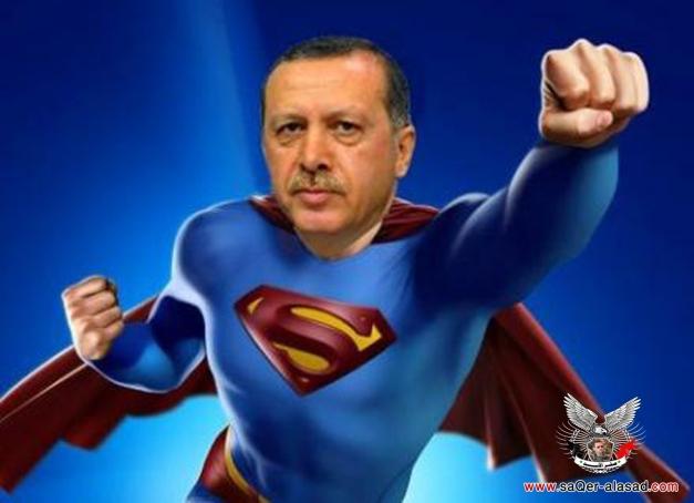 اردوغان والحليب