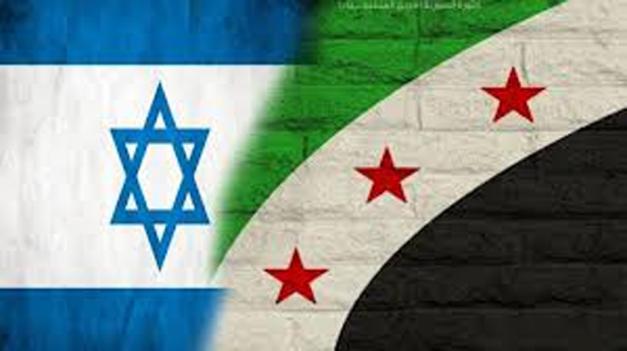 اسرائيل والجيش الحر