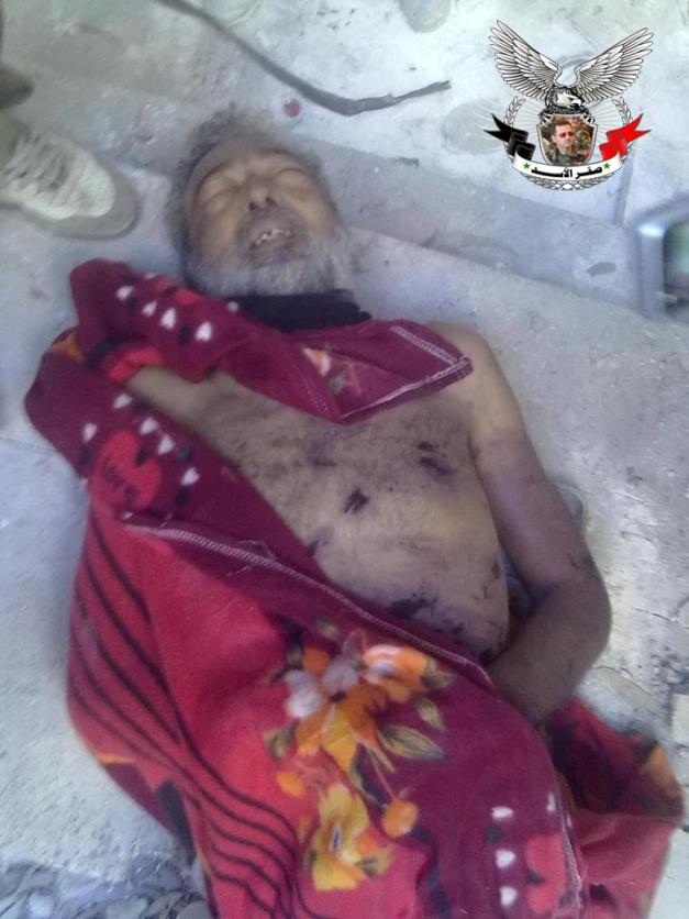 اعدام فلسطينين في المخيم