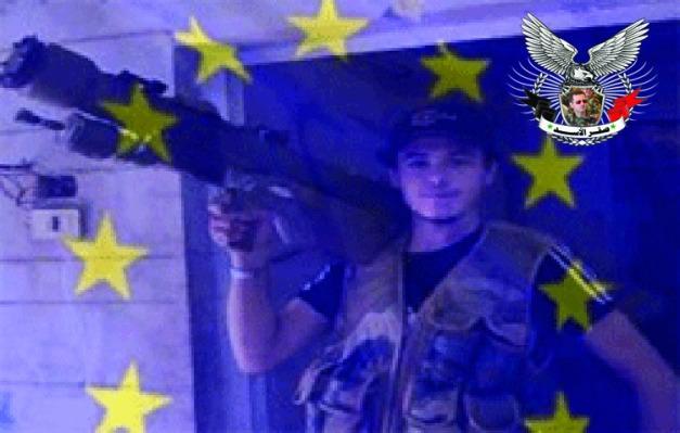 الأوروبيون يزودون المسلحين السوريين بصواريخ متطورة مضادة للطائرات