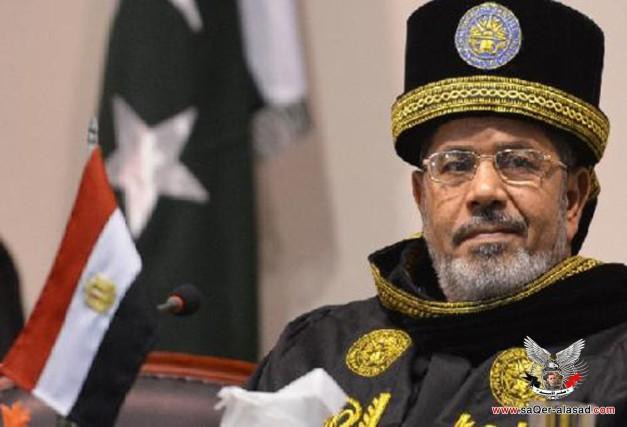 الإعلام الروسى معلقا على زيارة الرئيس «نحس مرسي لم يكن مزحة»