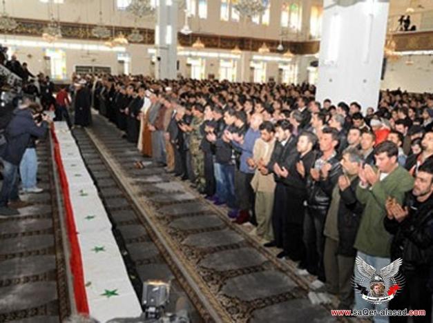 الارهاب مستمر في ضرب دمشق الفيحاء