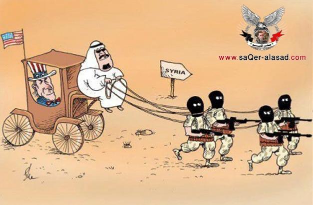 الامريكيون في الاردن والهدف سورية .. نشامت الأردن