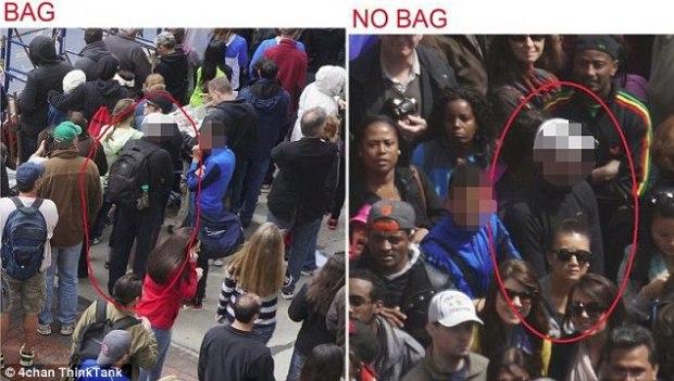 التوصل إلي المشتبه بهم بتفجيرات بوسطن