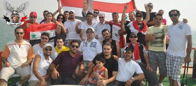الجالية السورية في قطر