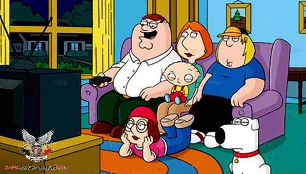 المسلسل الكارتوني Family Guy