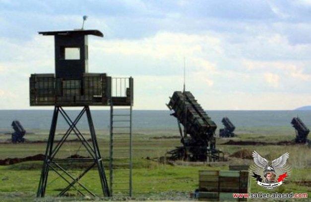 الناتو تلقى طلب تركيا نشر صواريخ على الحدود مع سورية وسينظر فيه فورا