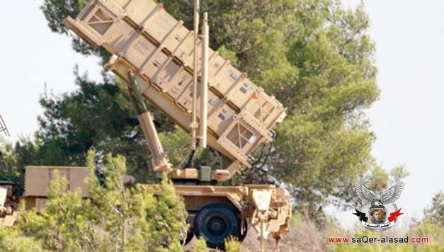 بطارية صواريخ باتريوت