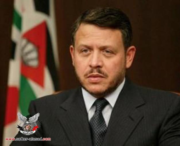 بيعة الظواهري باطلة . والبيعة الحقيقية لملك الأردن عبد الله الثاني والد المهدي المنتظر