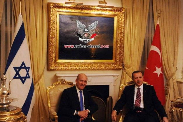 تركيا واسرائيل