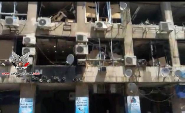 تفجير دمشق المرجة