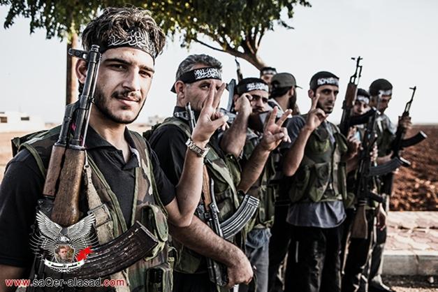 جيش من المقاتلين الأوروبيين يحارب في سوريا