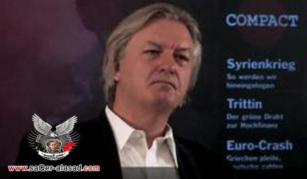 رئيس تحرير مجلة كومباكت الألمانية