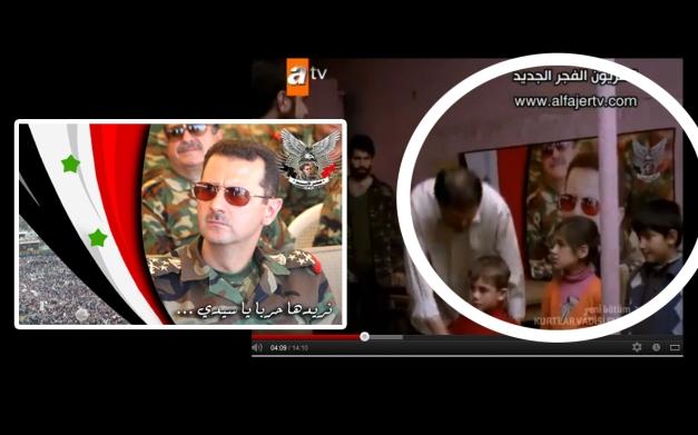 صقر الأسد والعم سام مسلسل وادي الذئاب