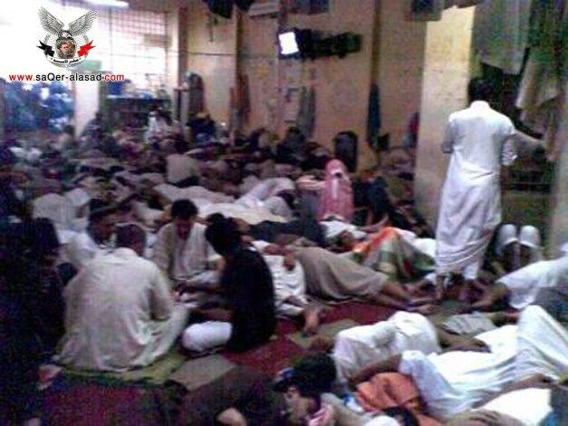 قطرتطلب من علي محسن تجنيد العائدين من السعودية في معسكرات خاصه تمولها قطر