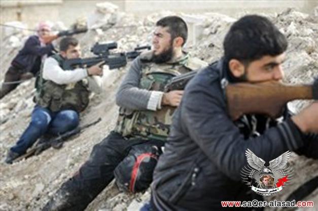 محاكمة اربعة مسلحين سوريين حاولوا التسلل الى الاردن