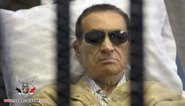 محاكمة جديدة اليوم للرئيس المصري حسني مبارك
