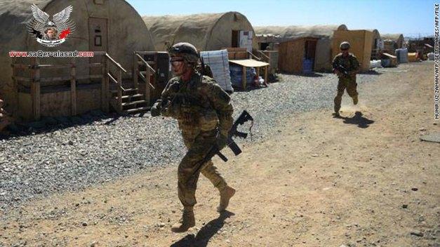 نشر 200 جندي امريكي في الاردن تحسبا لسوريا