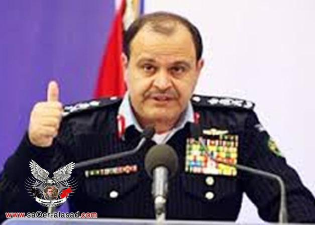 وزير الداخلية الأردني حسين المجالي