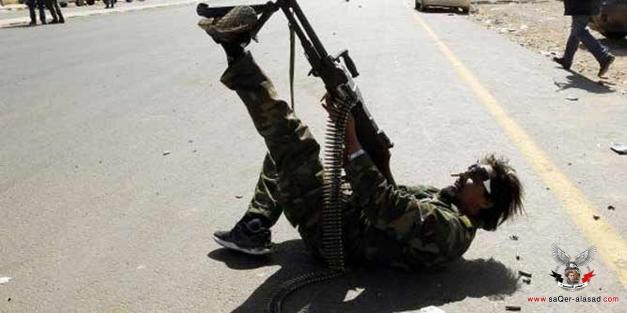 90 بالمائة من أسلحة الجماعات التونسية قادمة من ليبيا