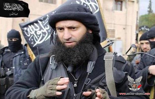اصابة ابو محمد الجولاني القائد العام لجبهة النصرة قرب دمشق
