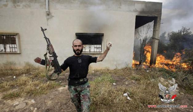 الخارجية الروسية تطالب بوقف توريد الأسلحة إلى المسلحين في سوريا