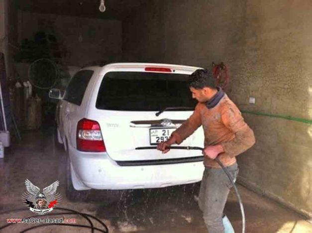 العمال السوريين في الأردن