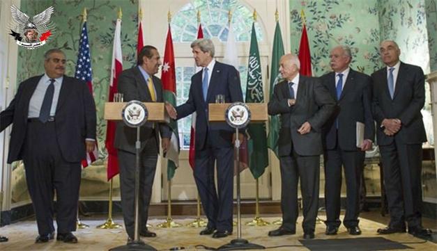 رفض فلسطيني للمبادرة القطريه للتسو