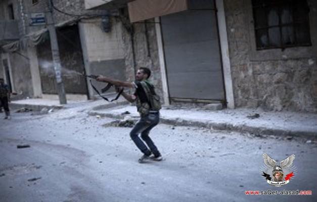 مقتل شرطي تركي و3 مسلحين سوريين