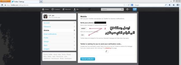 حماية تويتر