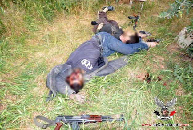 مقتل توانسة في سورية