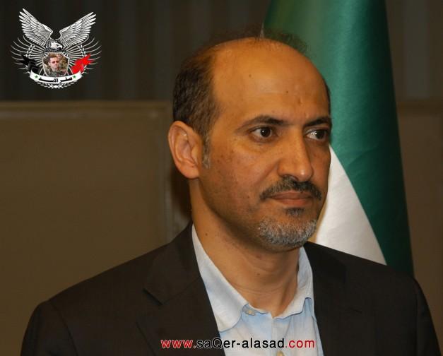 احمد عاصي الجربا