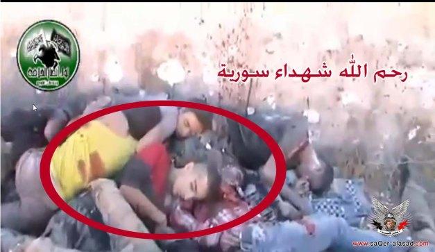 ارهابي القاعدة يغتالون 51 شخص في خان العسل