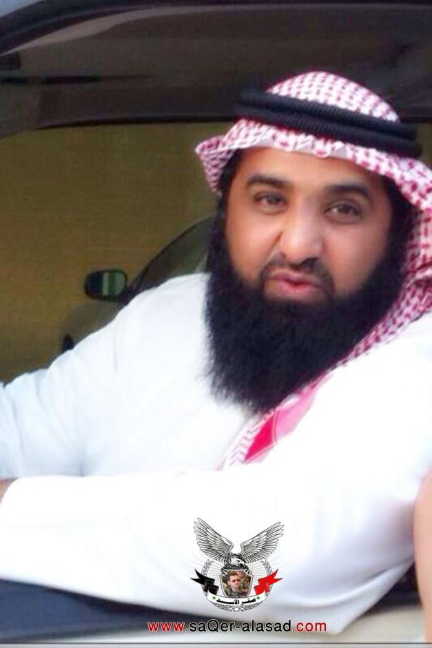 الارهابي الكويتي سعود فايز العجمي