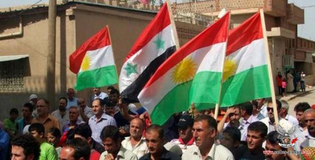 الأكراد في سورية