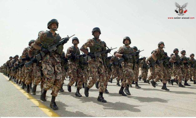 تدمير الجيوش العربية