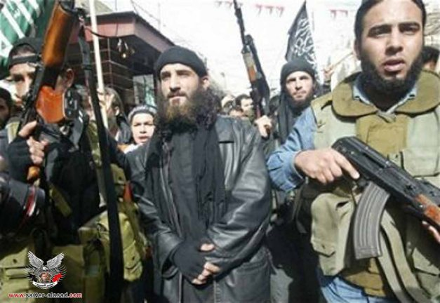 تكفيري جبهة النصرة