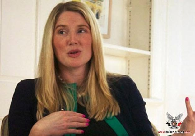 ماري هارف، المتحدثة باسم الخارجية الأميركية