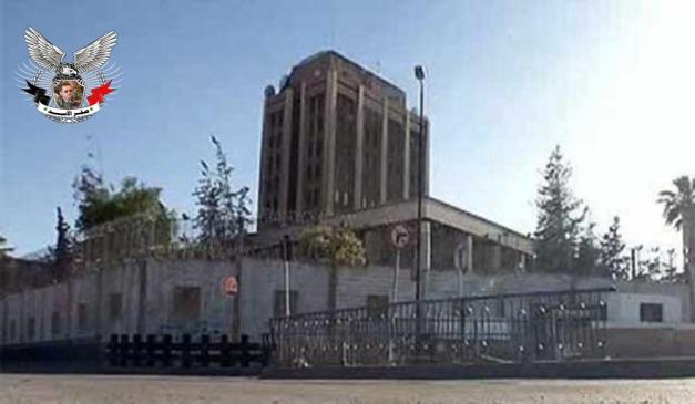 السفارة الروسية في دمشق