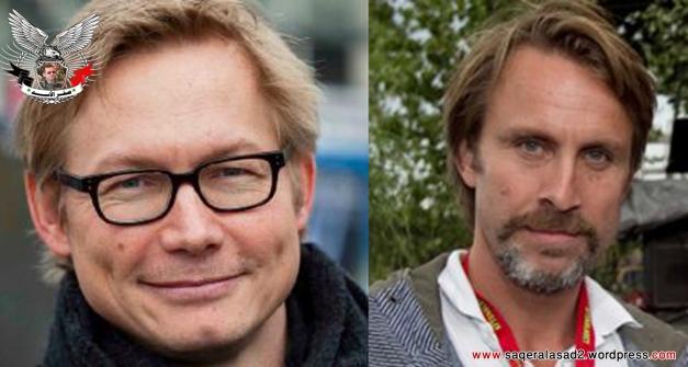 الصحفيين السويديين