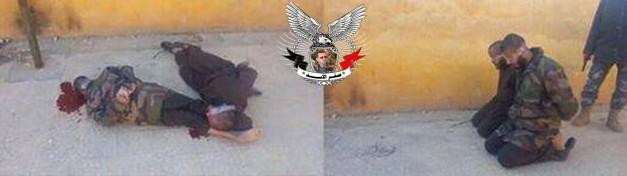 جبهة النصرة تعدم سعوديان من داعش