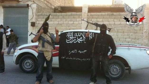 القاعدة في سورية