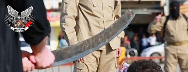 داعش يقطع رأس إمام وخطيب جامع غربي الموصل